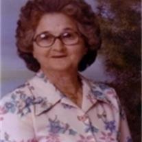 Maude Stiles