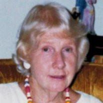 Mrs. Margaret Pauline Montgomery