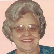 Mrs. Betty Jean Maus