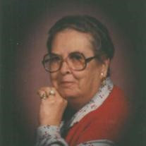 Mrs. Bertis M. Richardson