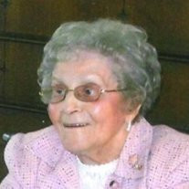 Alvina M. (Petrovich) Yost