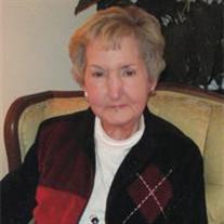 Gloria Jean Harvell
