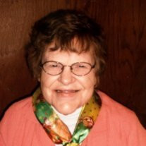"Patricia ""Patty"" Jane Engel"