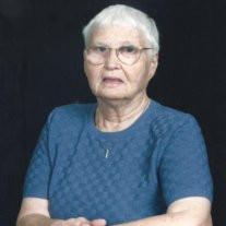 Mrs. Bernice (Peg) Hogue