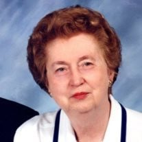Mrs. Mary Eleanor Wall Rader