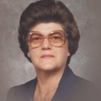 """Patricia  W. """"Pat"""" """"Nana"""" Harrison"""