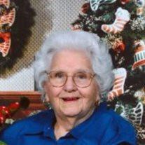 Mrs. Martha Mae Lamanac