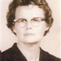 Elsie Garstang