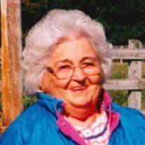 Mrs. Grethel Cole Maness