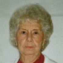 Mrs. Evelyn Miller Earnhardt