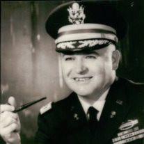 Ret.Lt.Col. Alfred J. De Lorimier
