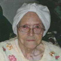 Mrs. Bernice Poole Maness