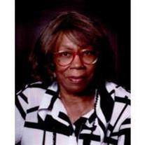 Dorothy Byrd Cressie
