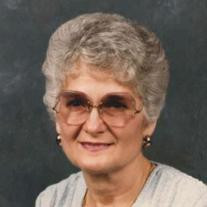Mrs. Frances Swaney Luther