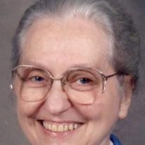 Mrs. Estella June Little