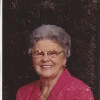 Beulah Lorene Flanary Moore