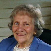 Mrs. Audrey Elizabeth Foster French