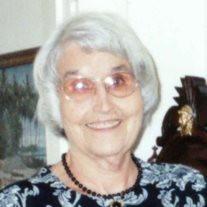 Mrs. Nellie Martin Bennett