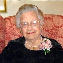 Mrs. Mary Thompson Holt