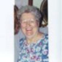 Marjorie Maxine Eaton