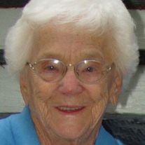 Marjorie Lee Schafer