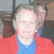 Sharon Elizabeth Martin