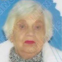 Mrs. Ruzica Popovich