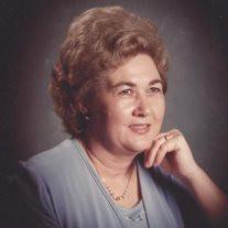 Mrs. Betty Gilbert Cantrell
