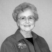 Reverend Ruth Maude Richardson