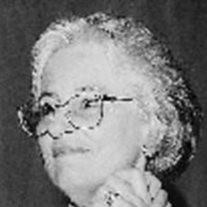 "Mrs. Arlene Elizabeth ""Beth"" Hambleton"