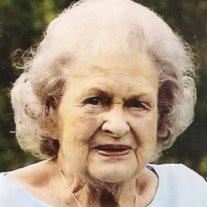 Mrs. Virginia Belle Ford