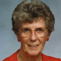 Mrs. Hazel Cameron
