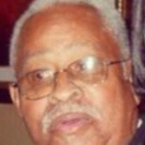 Mr. Clarence Edward Bullock Sr.