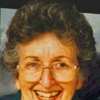 Mrs. Phyllis Jean Wilcox