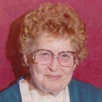 Mrs. Bessie Potts Hancock