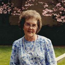 Ethel Mae (Andrews) Rhodes