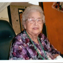 Mrs. Myrtle Yonce Allen