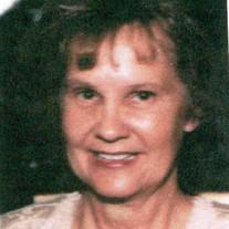 Mary Ann Peevey James