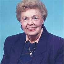 Florence Cox McFerrin
