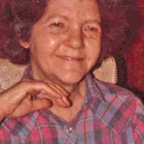 Margaret L. (Bevel) Lyons