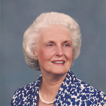 Mrs. Marylou Chenowith Sinclair