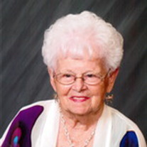 Doris Mae Erickson (Nugent)