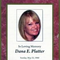 Dana E. Platter (Smith)