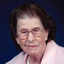 Mrs. Marie W. Parris