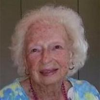 Mrs. Margaret Reynolds Adolph