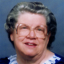 Donna Mae Magnusson