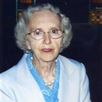 Bessie I. Kaegy
