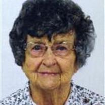 Myrtle Marie Widger