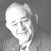 "William ""Bill"" McConnell Benton"