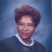 Mrs. Pansy M.  Flake Washington